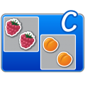 Times Tables Fruit Groups C