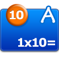 10 Times Table A