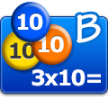 10 Times Table B