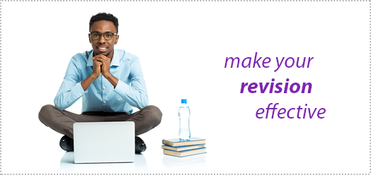 make your revision effective